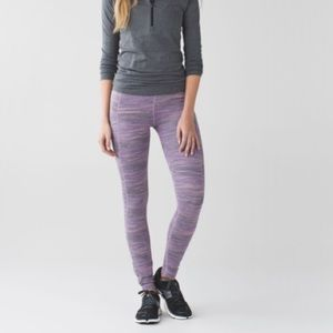 "lululemon ""Speed Tight IV"" Size 8"